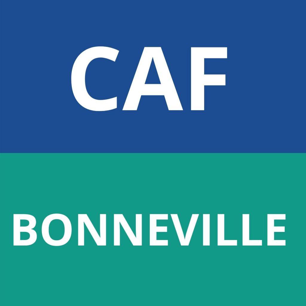 CAF BONNEVILLE