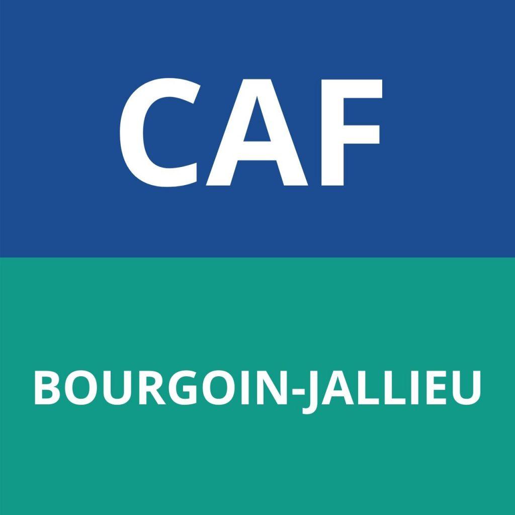 CAF BOURGOIN-JALLIEU