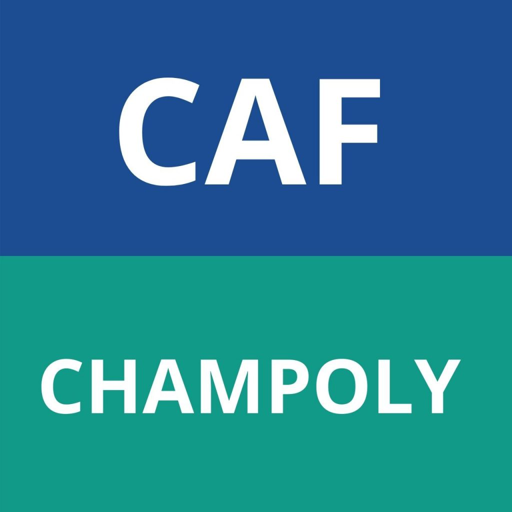 CAF CHAMPOLY