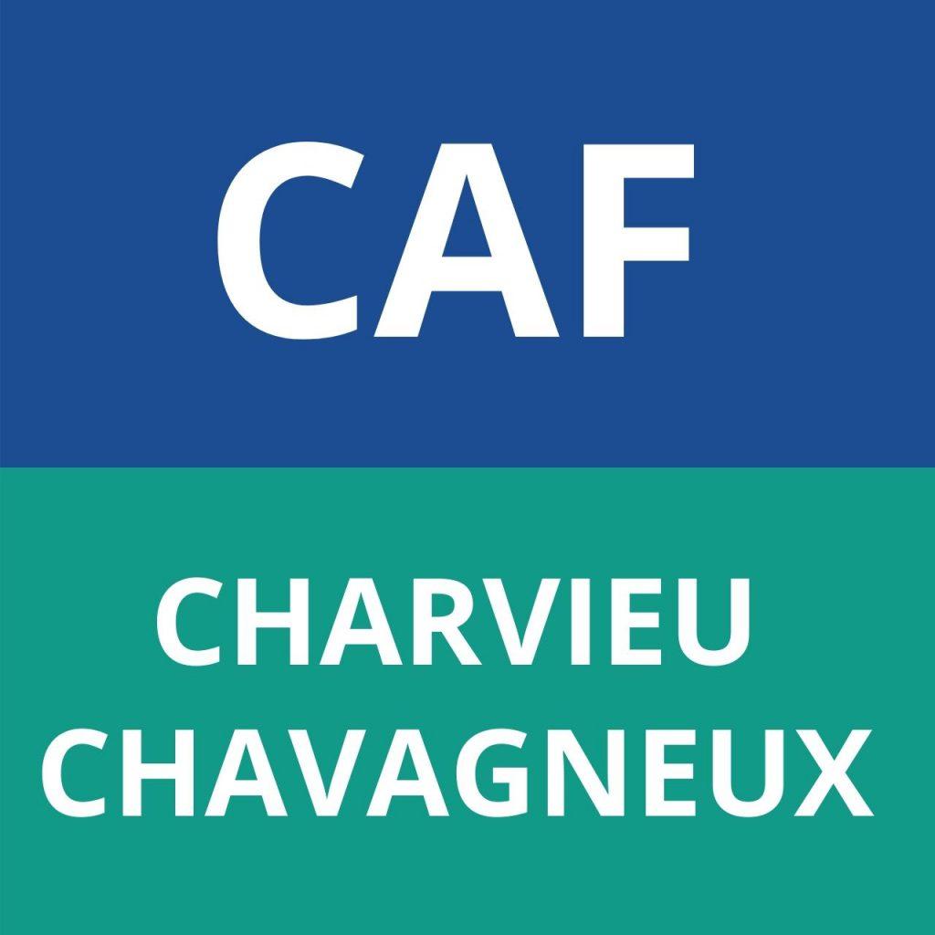 caf CHARVIEU CHAVAGNEUX