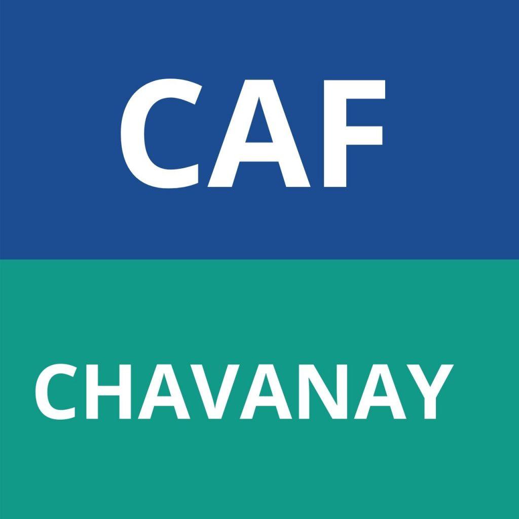 caf CHAVANAY
