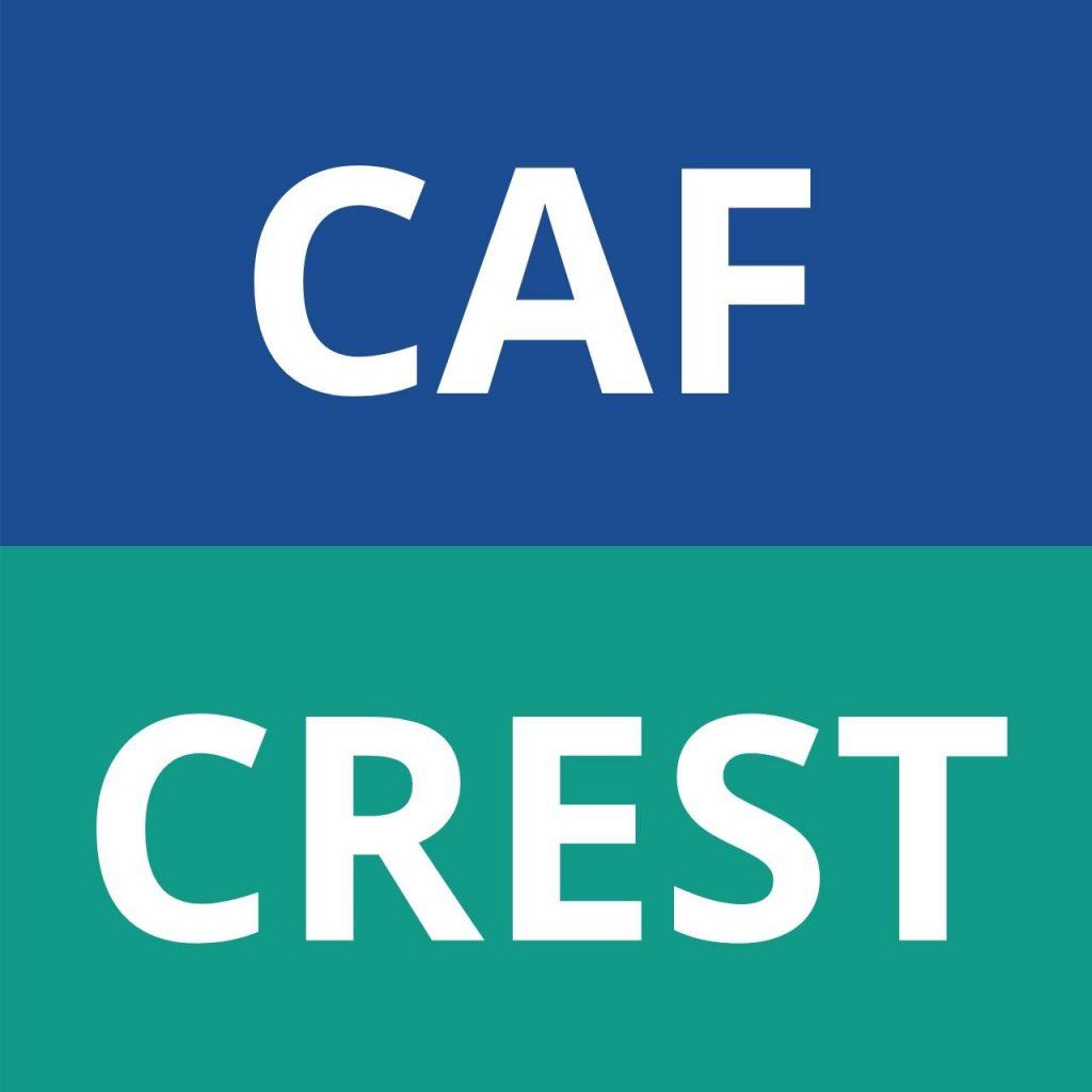 caf CREST