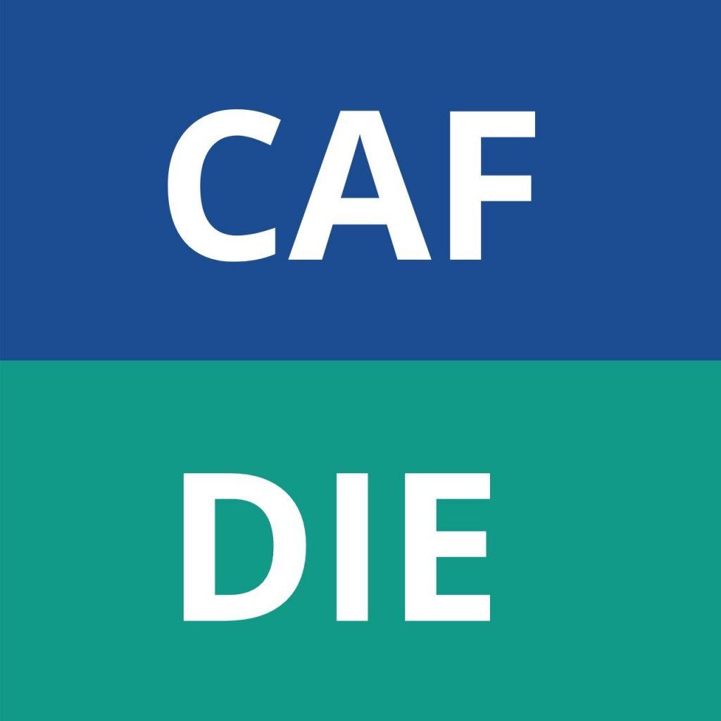 CAF DIE
