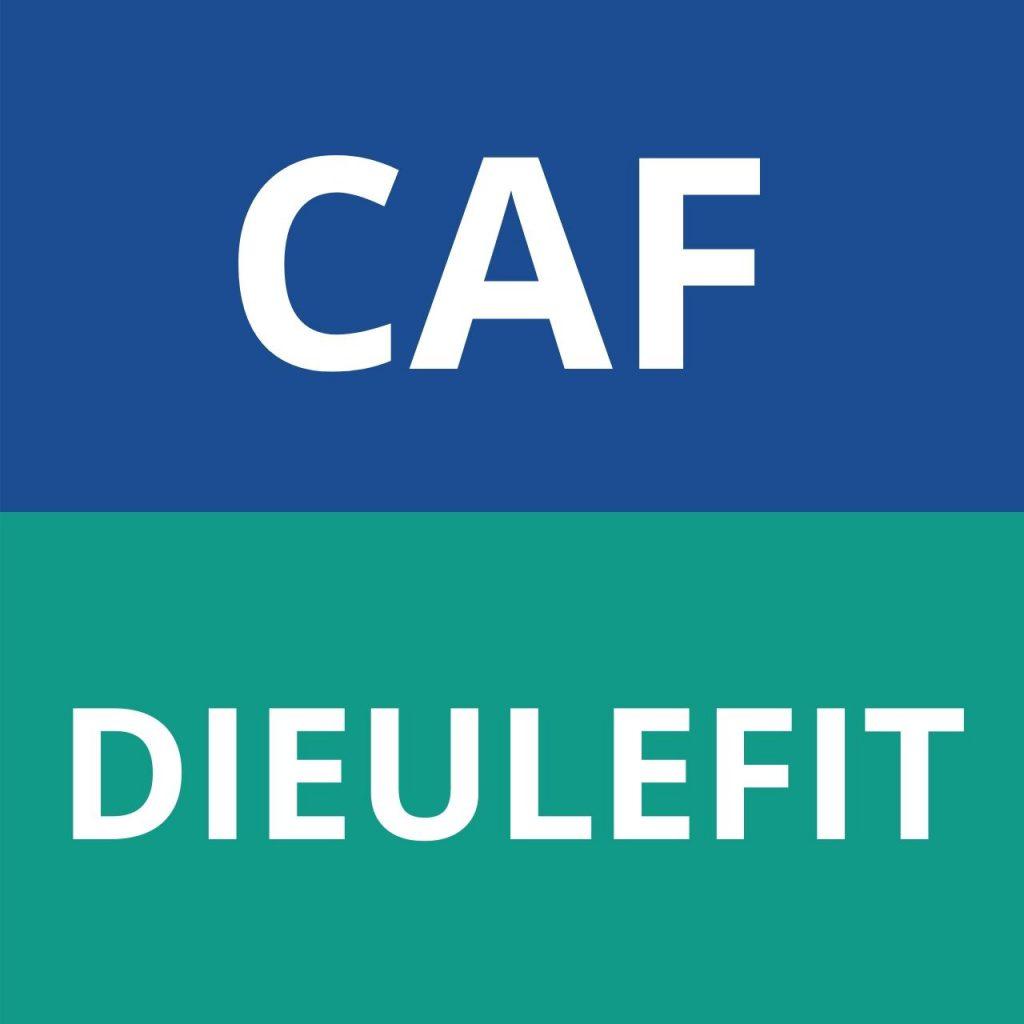 caf DIEULEFIT