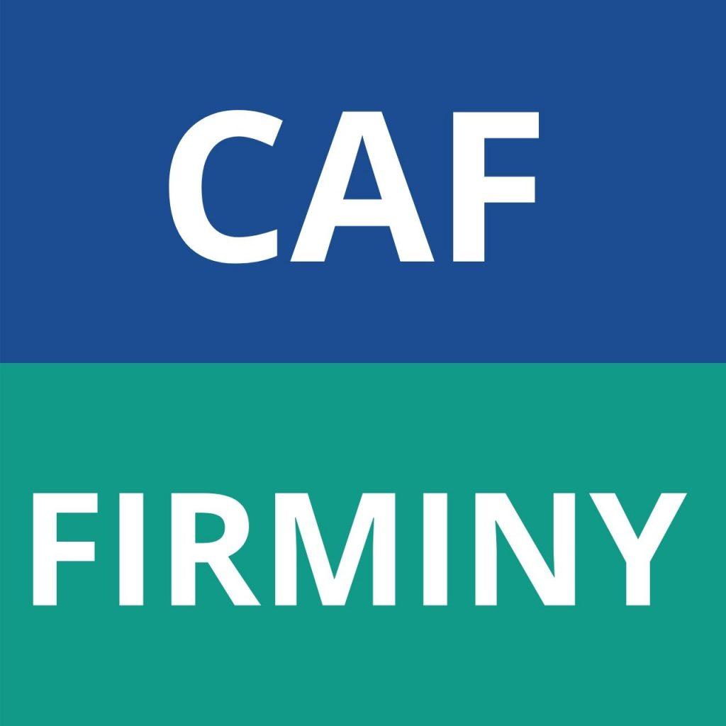 CAF FIRMINY