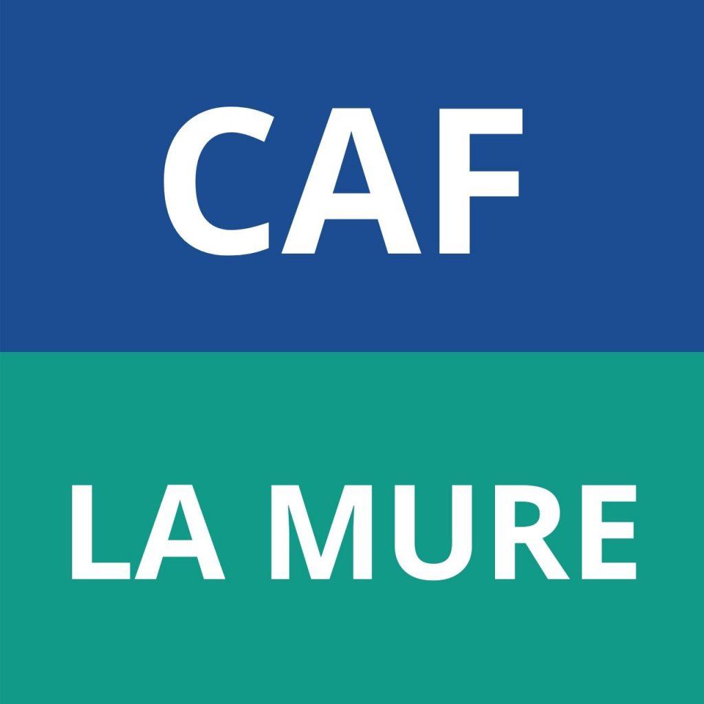 caf LA MURE