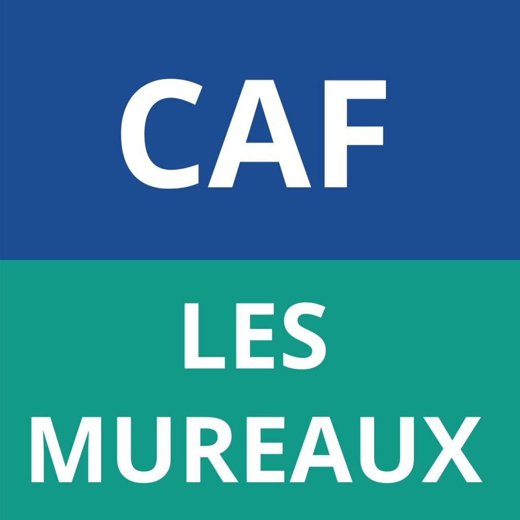 caf LES MUREAUX