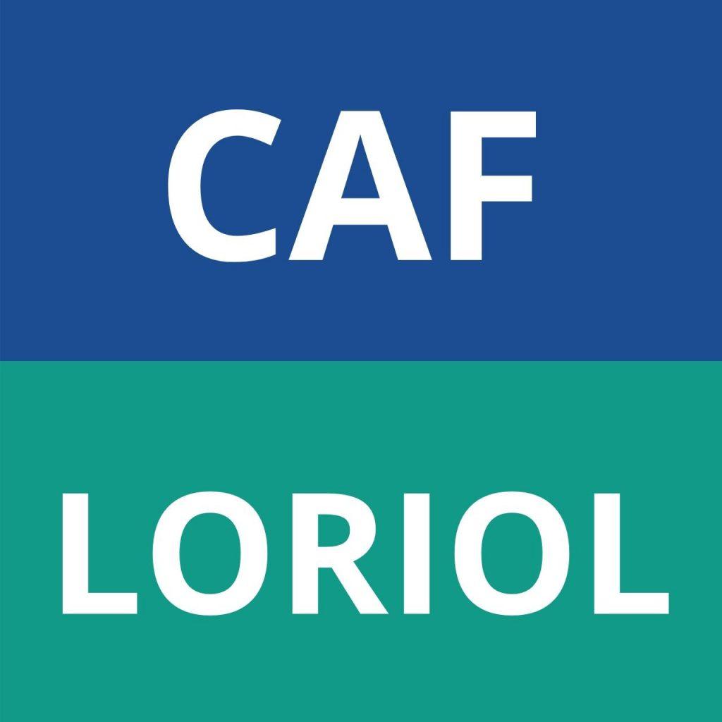 CAF LORIOL