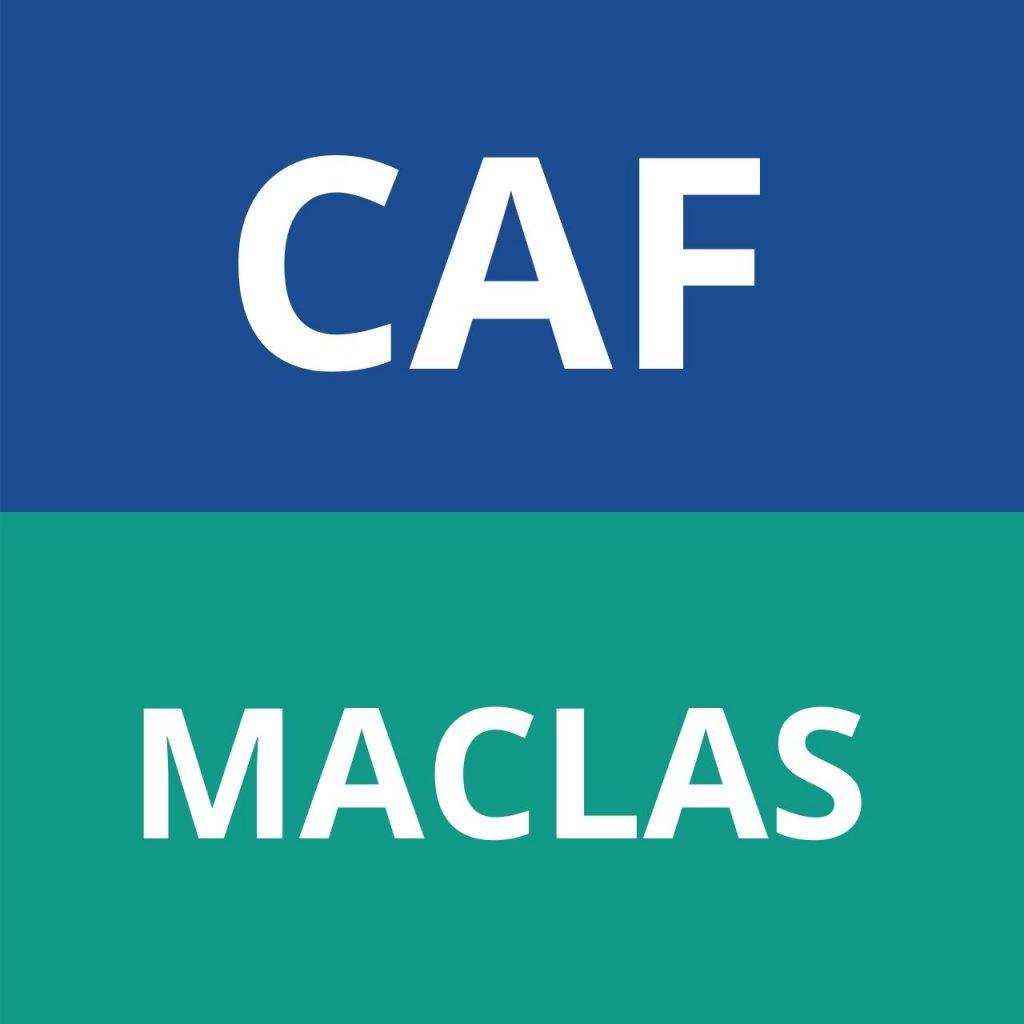 CAF MACLAS
