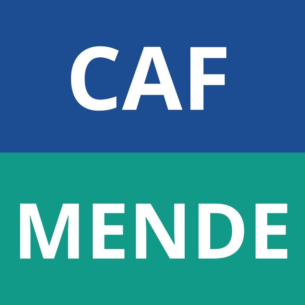 CAF MENDE