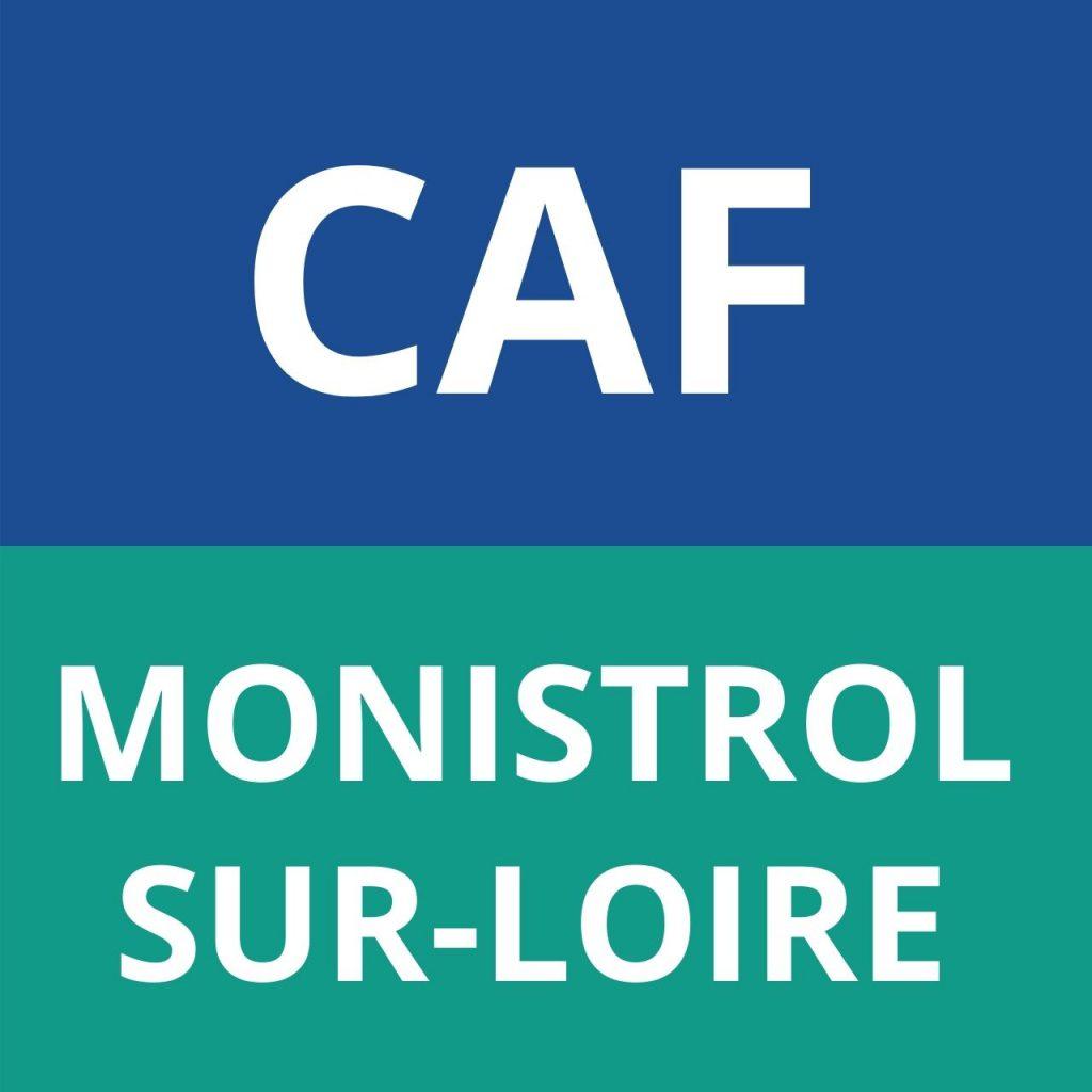 CAF MONISTROL-SUR-LOIRE