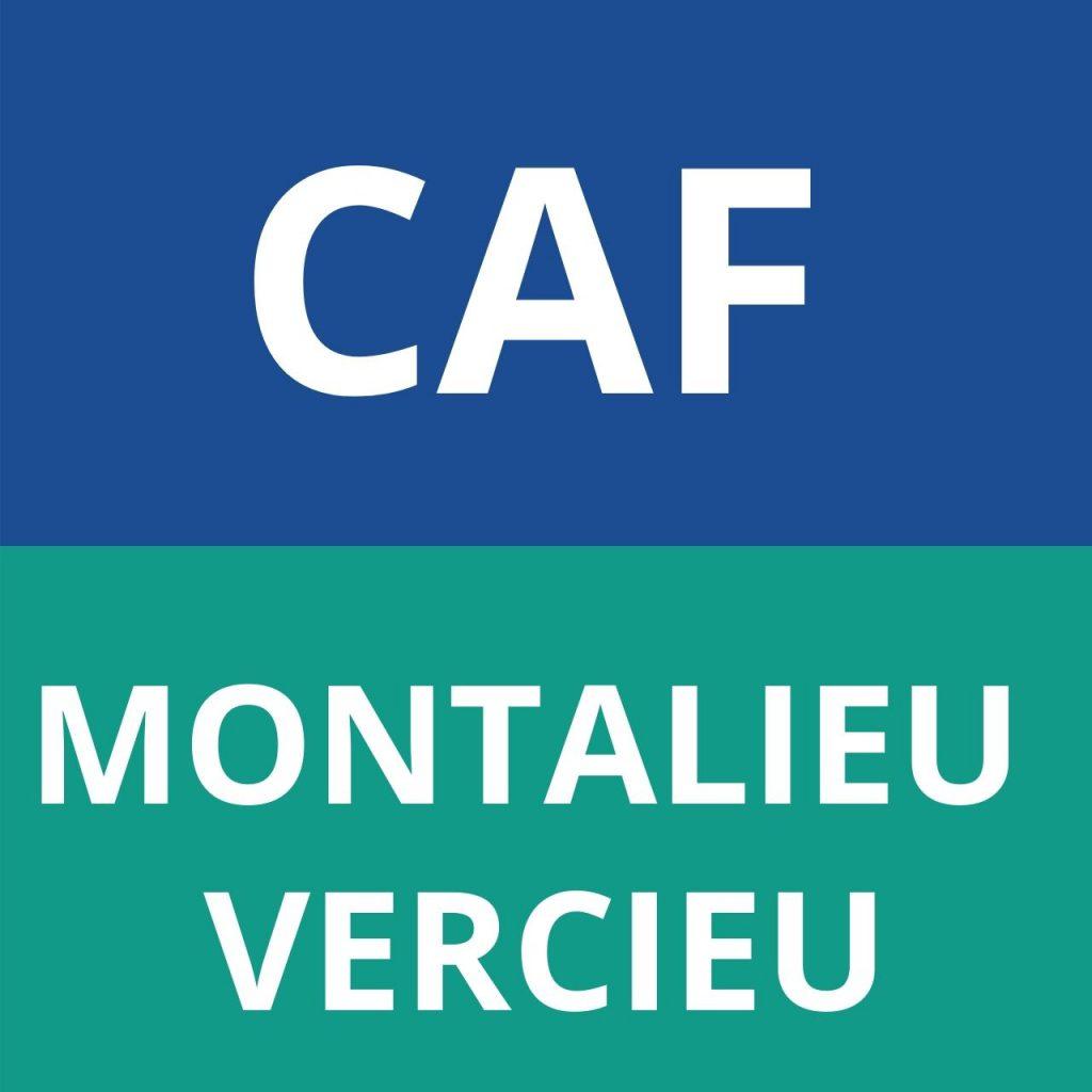 CAF MONTALIEU VERCIEU