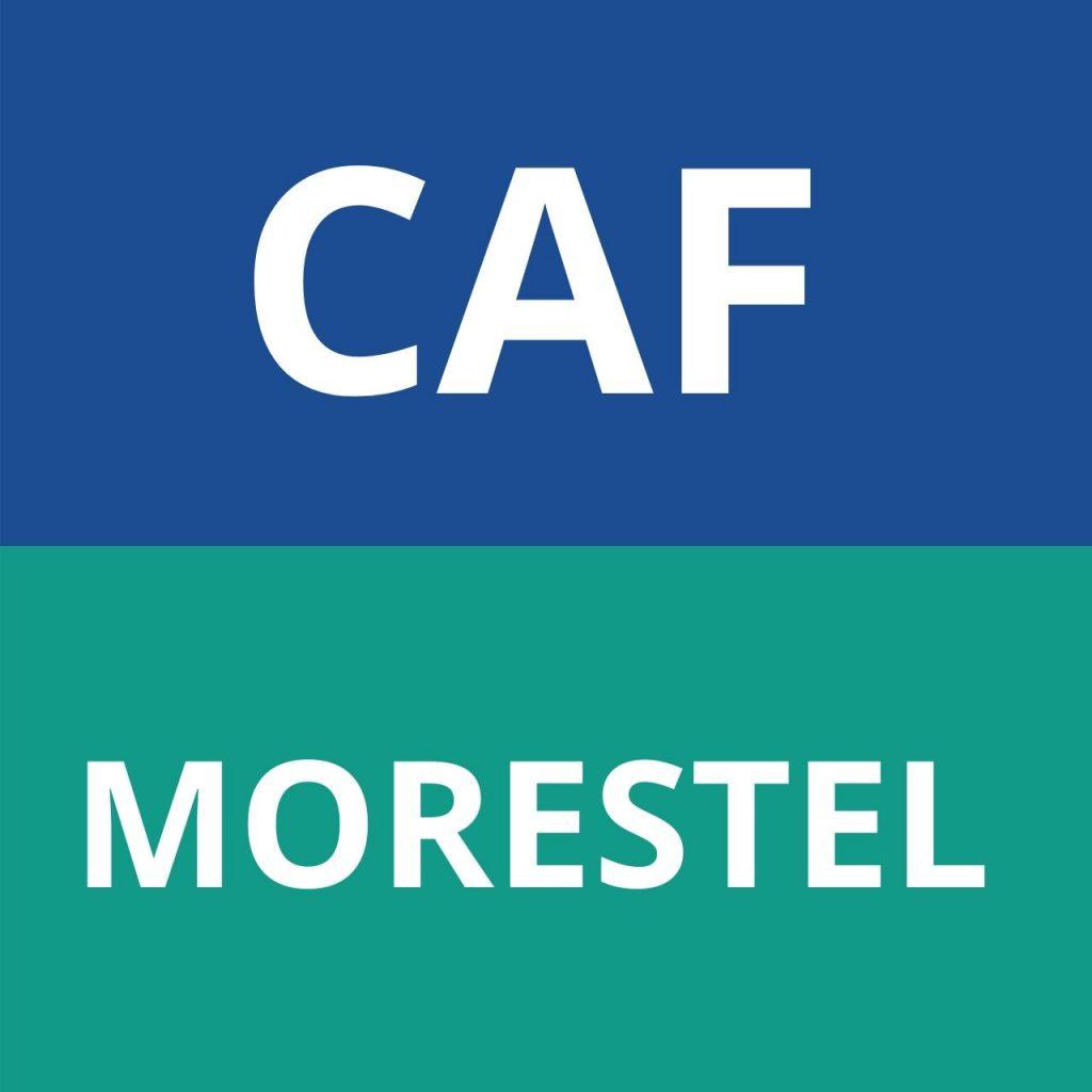 CAF MORESTEL