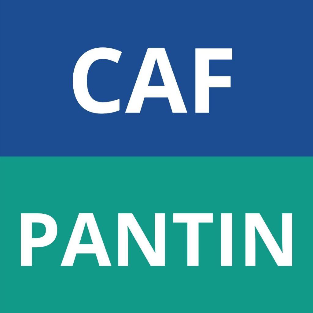 CAF PANTIN