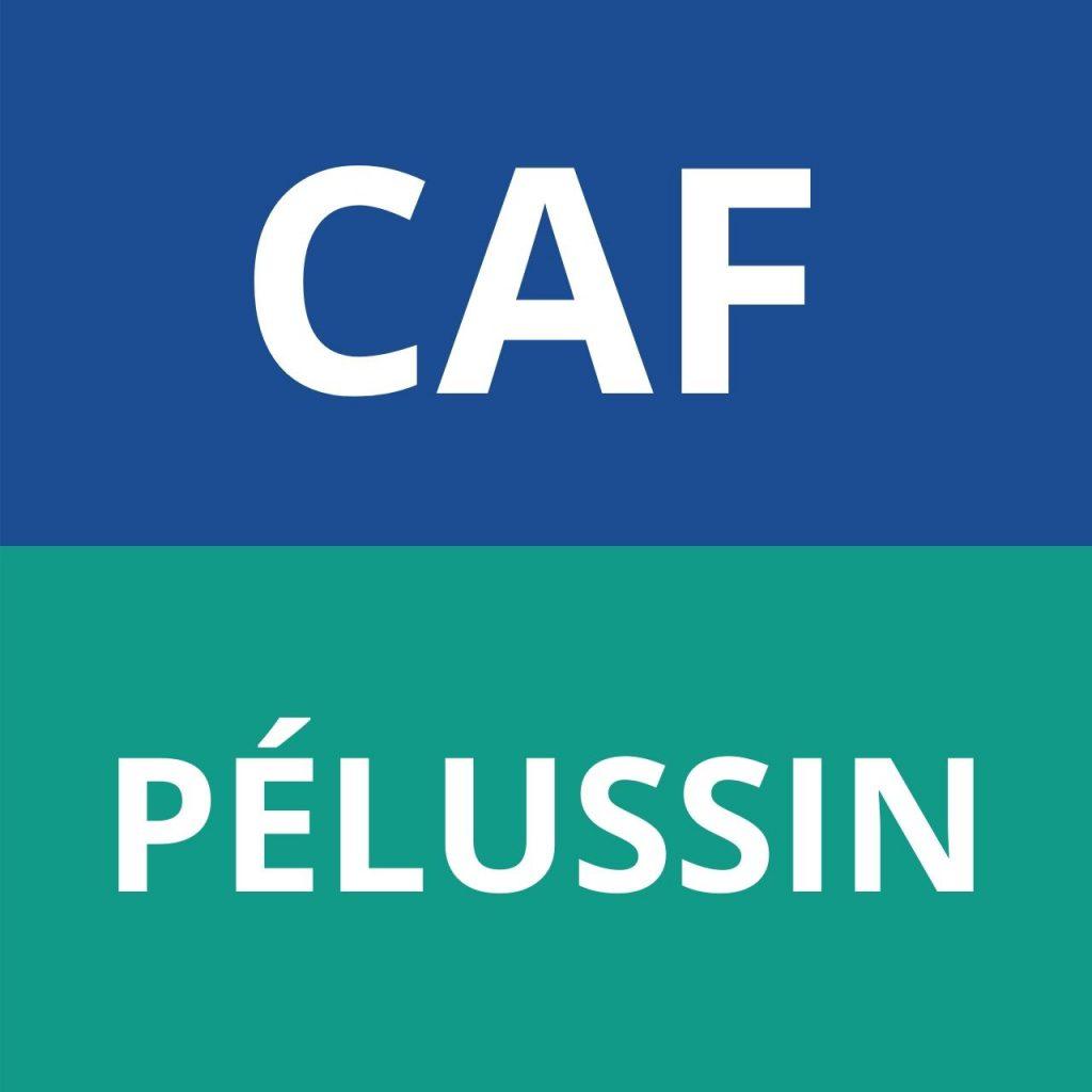 CAF PÉLUSSIN
