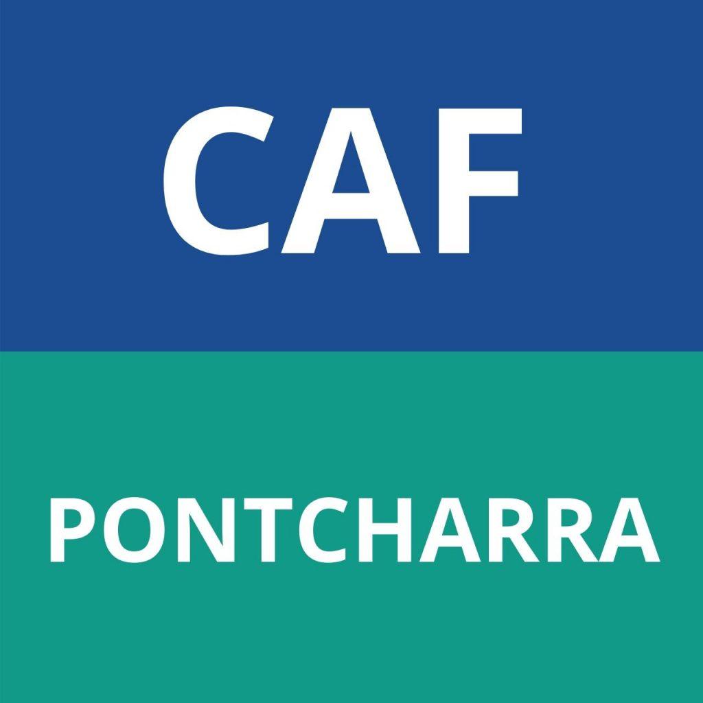 caf PONTCHARRA