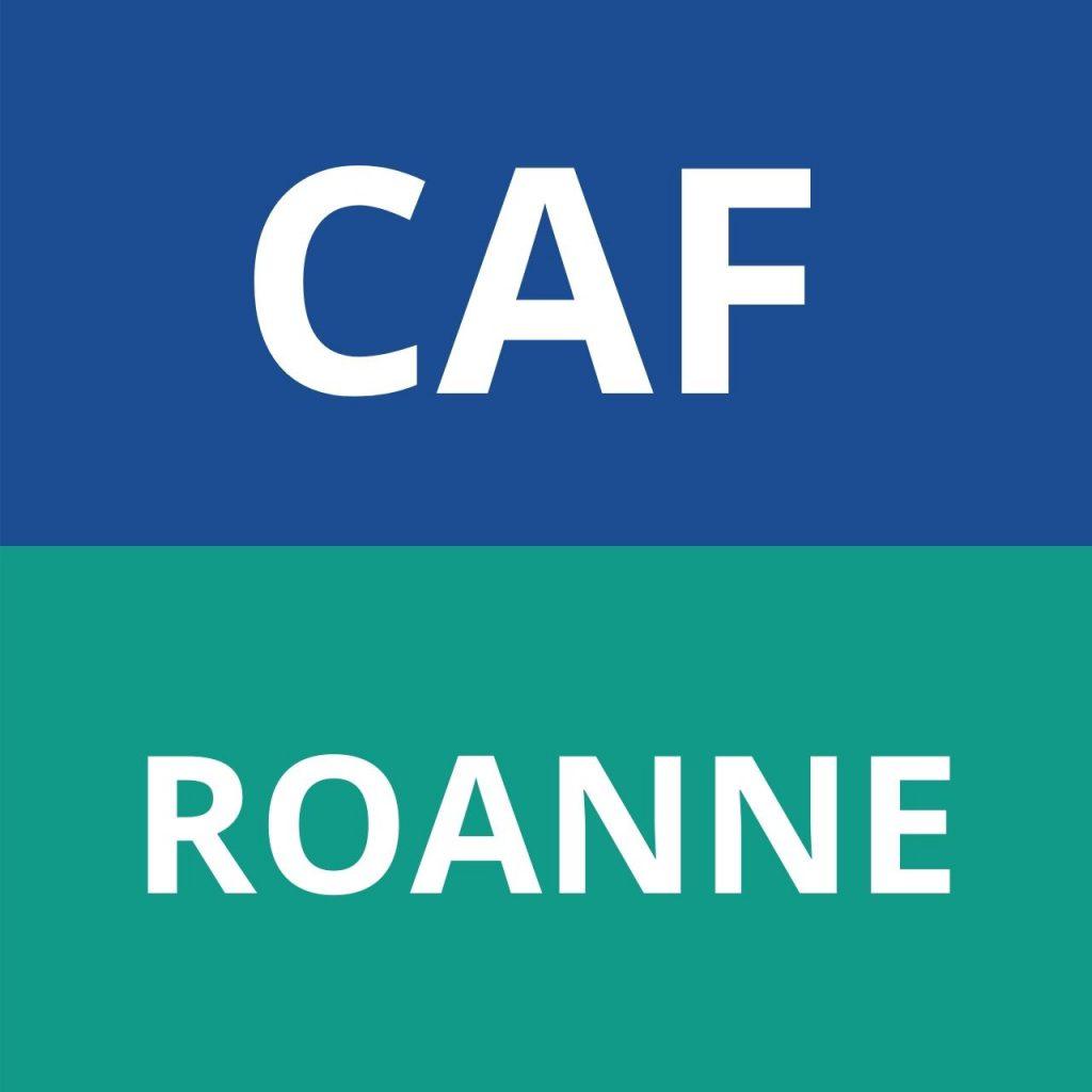 caf ROANNE