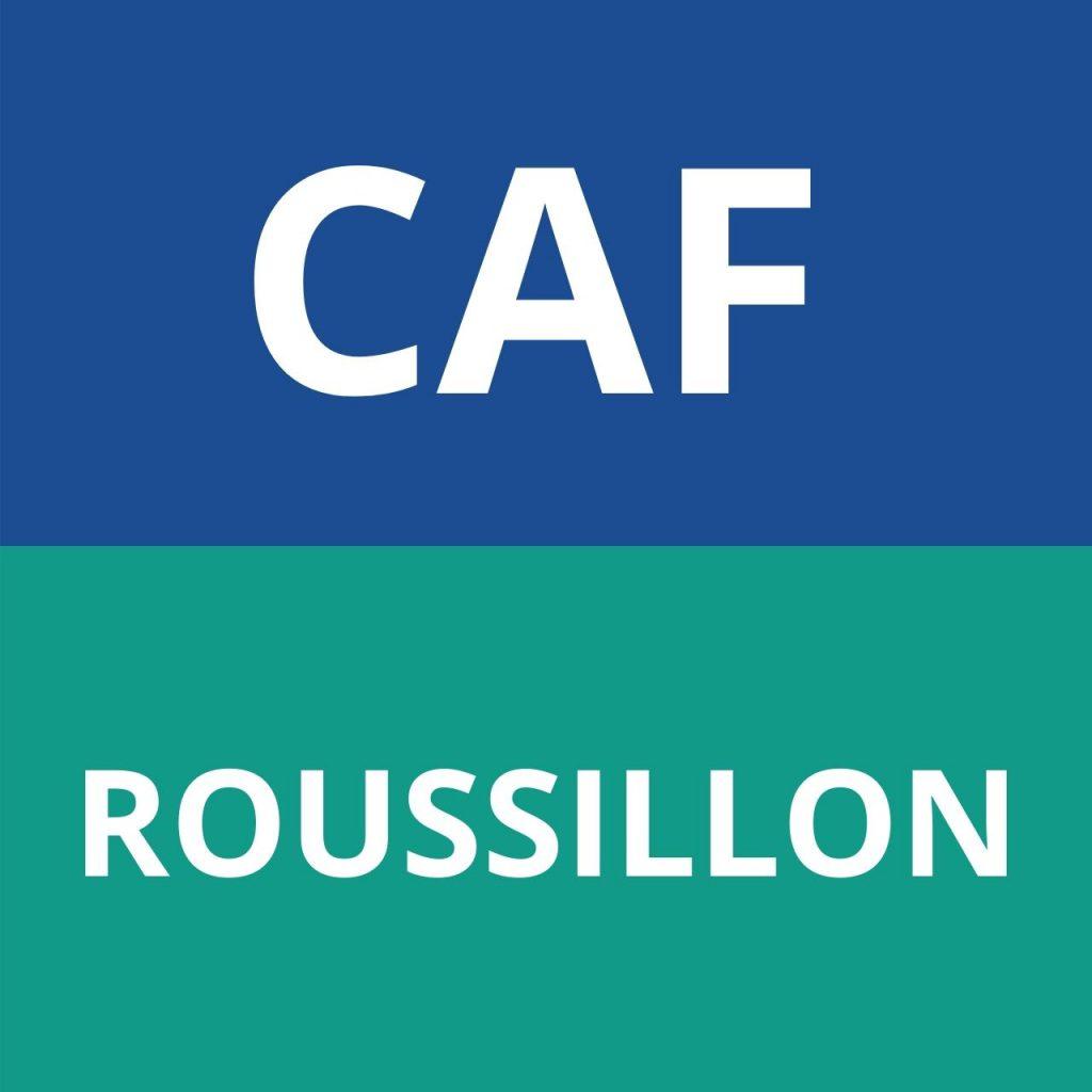caf ROUSSILLON