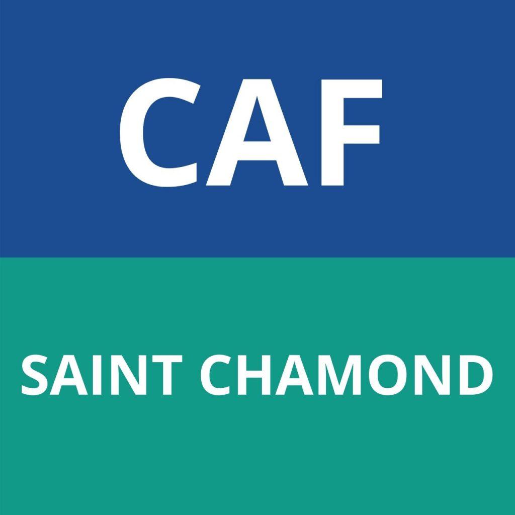 CAF SAINT CHAMOND
