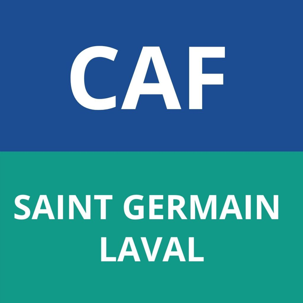 CAF SAINT GERMAIN LAVAL