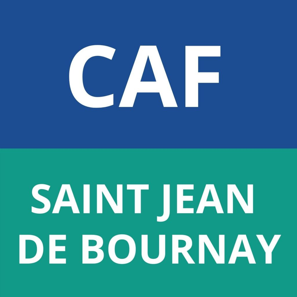 caf SAINT JEAN DE BOURNAY