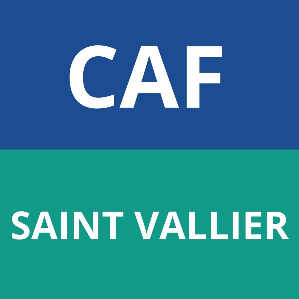 caf SAINT VALLIER
