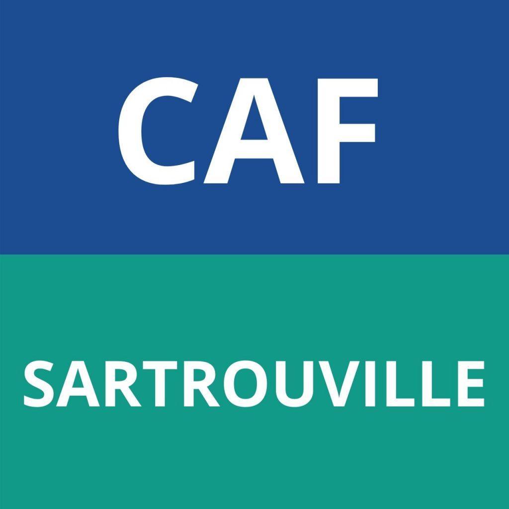 caf SARTROUVILLE