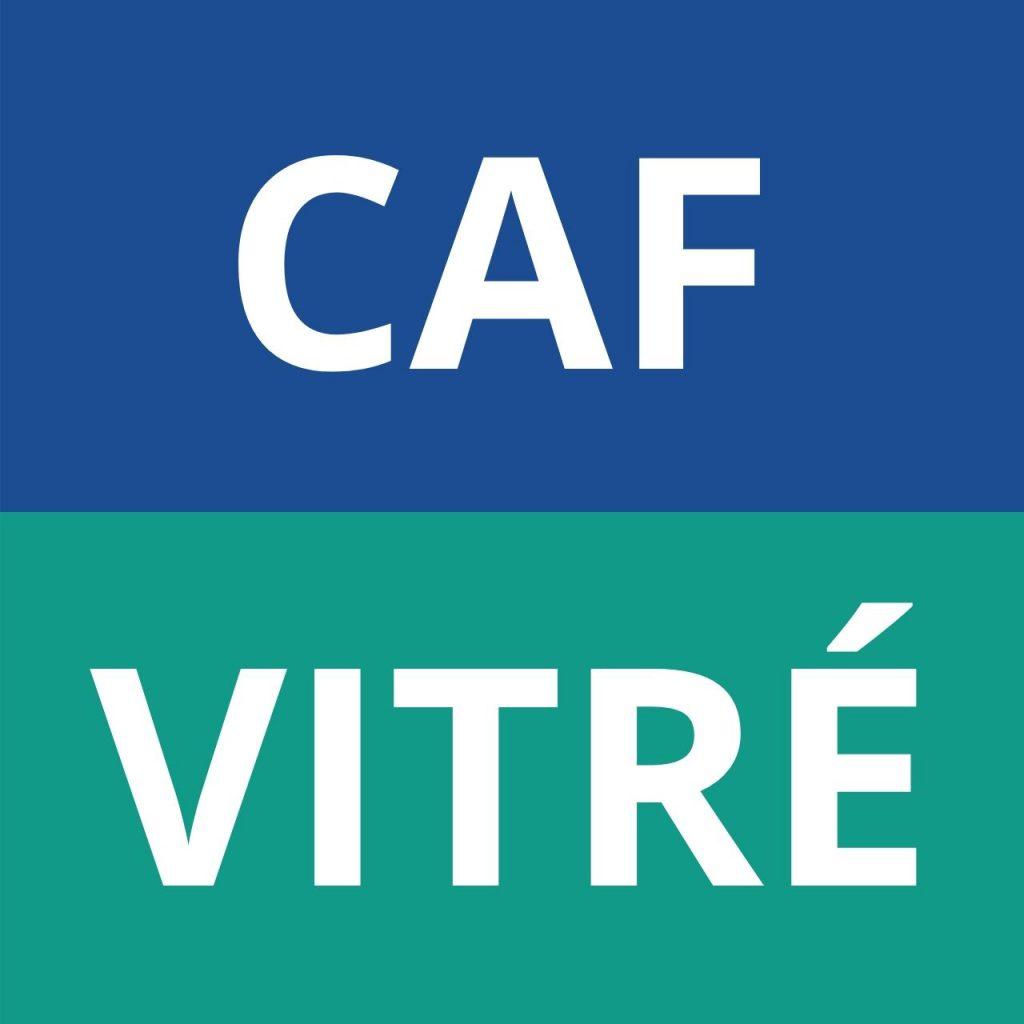 CAF VITRÉ