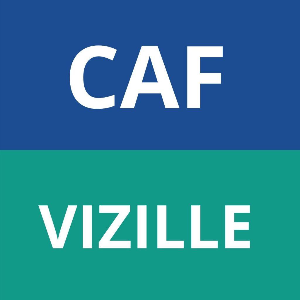 caf VIZILLE