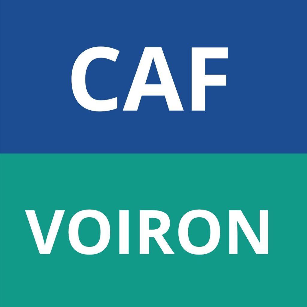 caf VOIRON