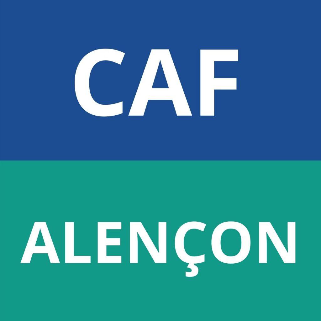 CAF ALENÇON