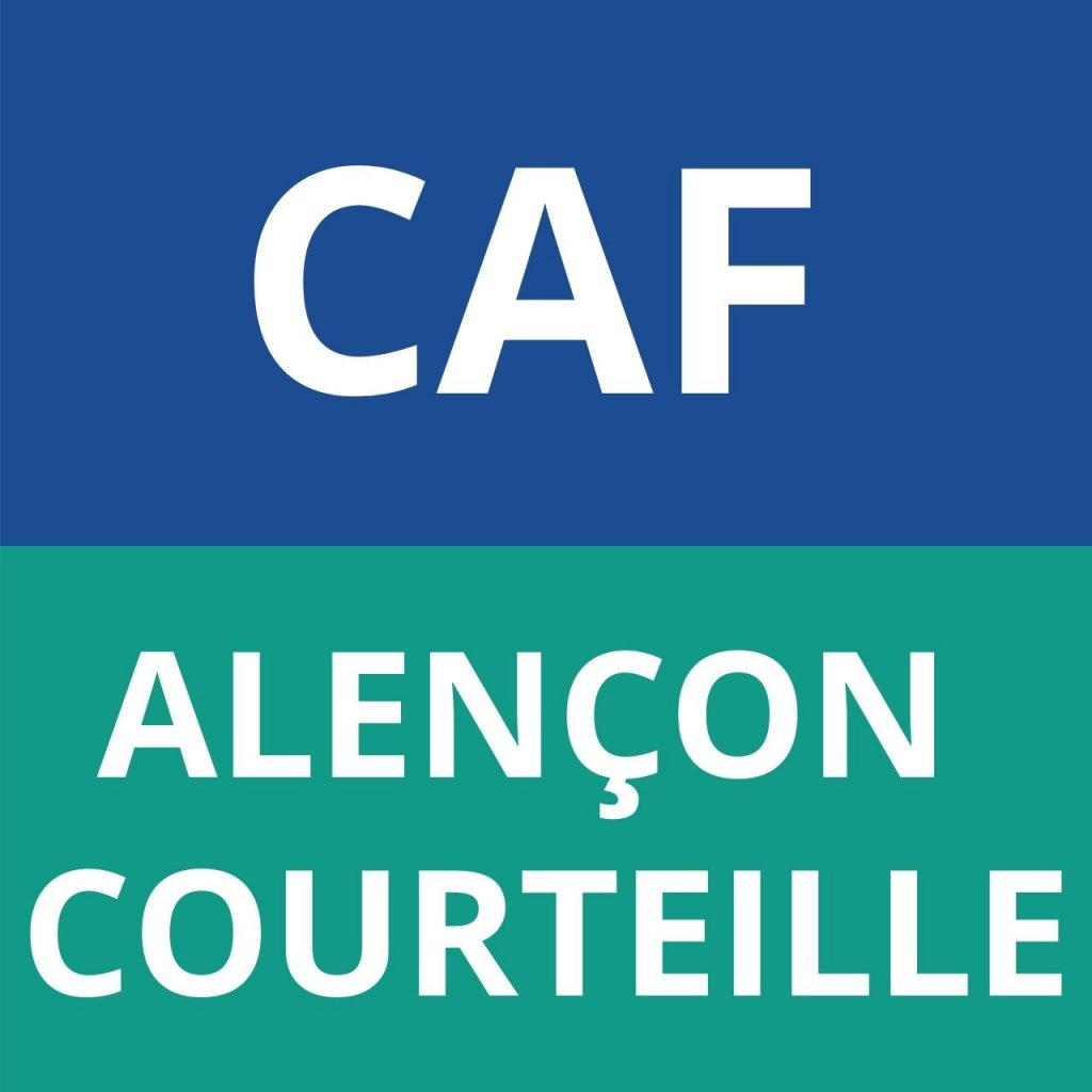 caf alencon courteille