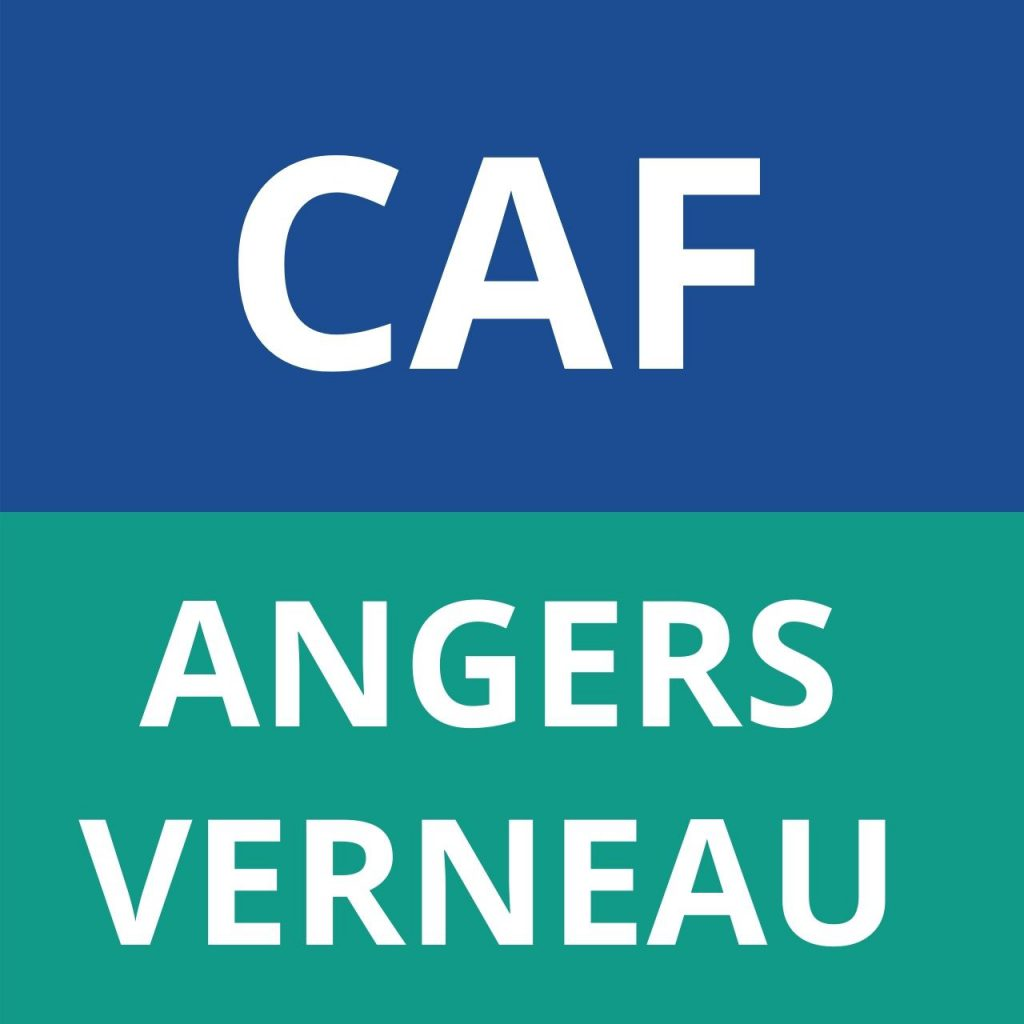 caf ANGERS Verneau