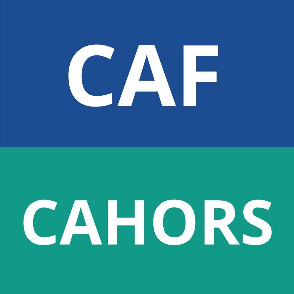 CAF CAHORS