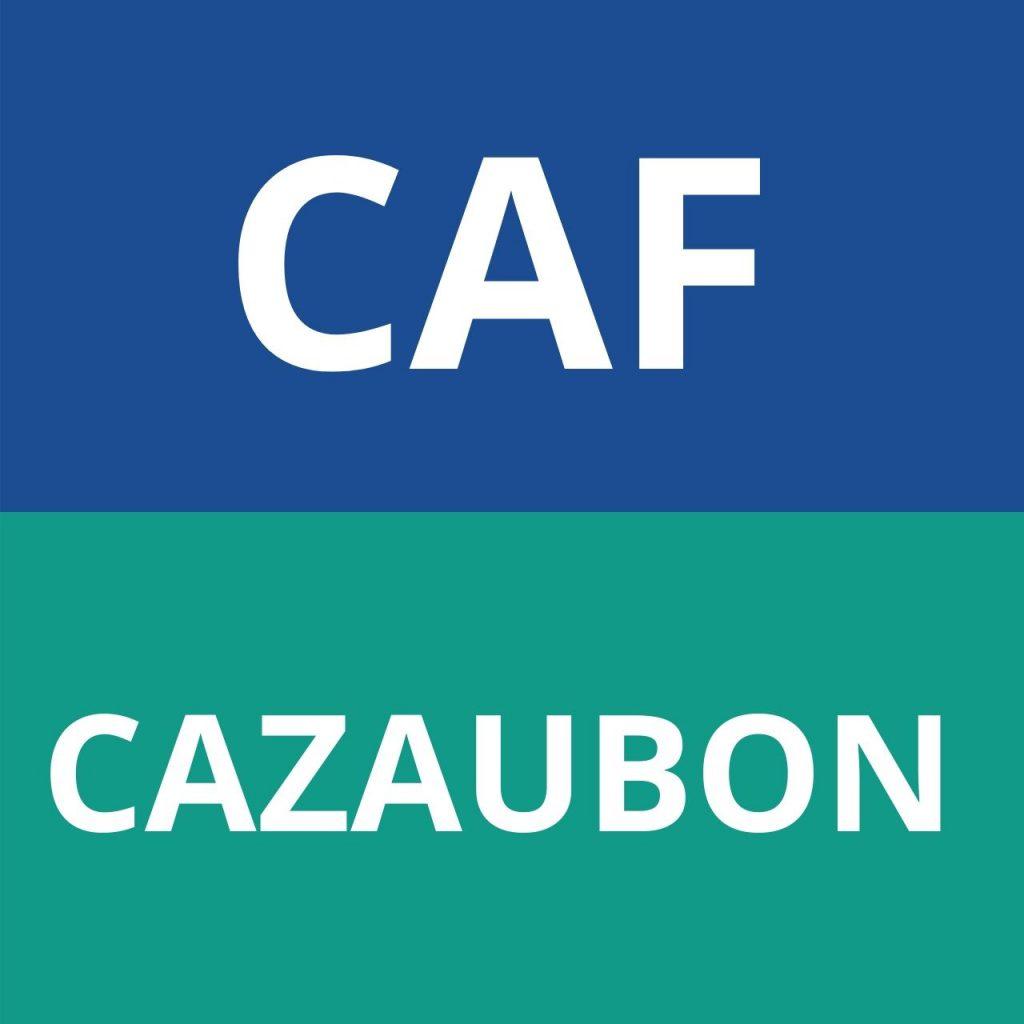CAF CAZAUBON
