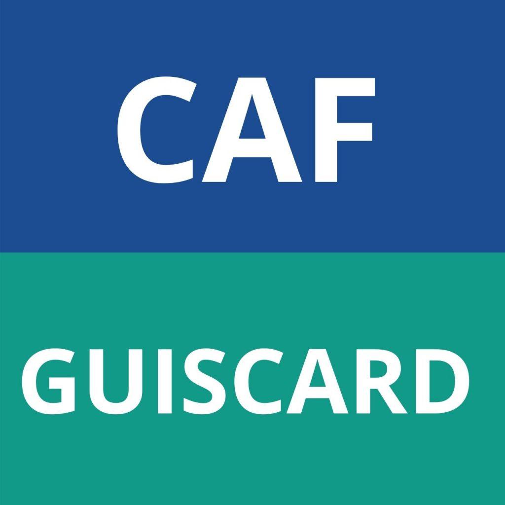 CAF GUISCARD