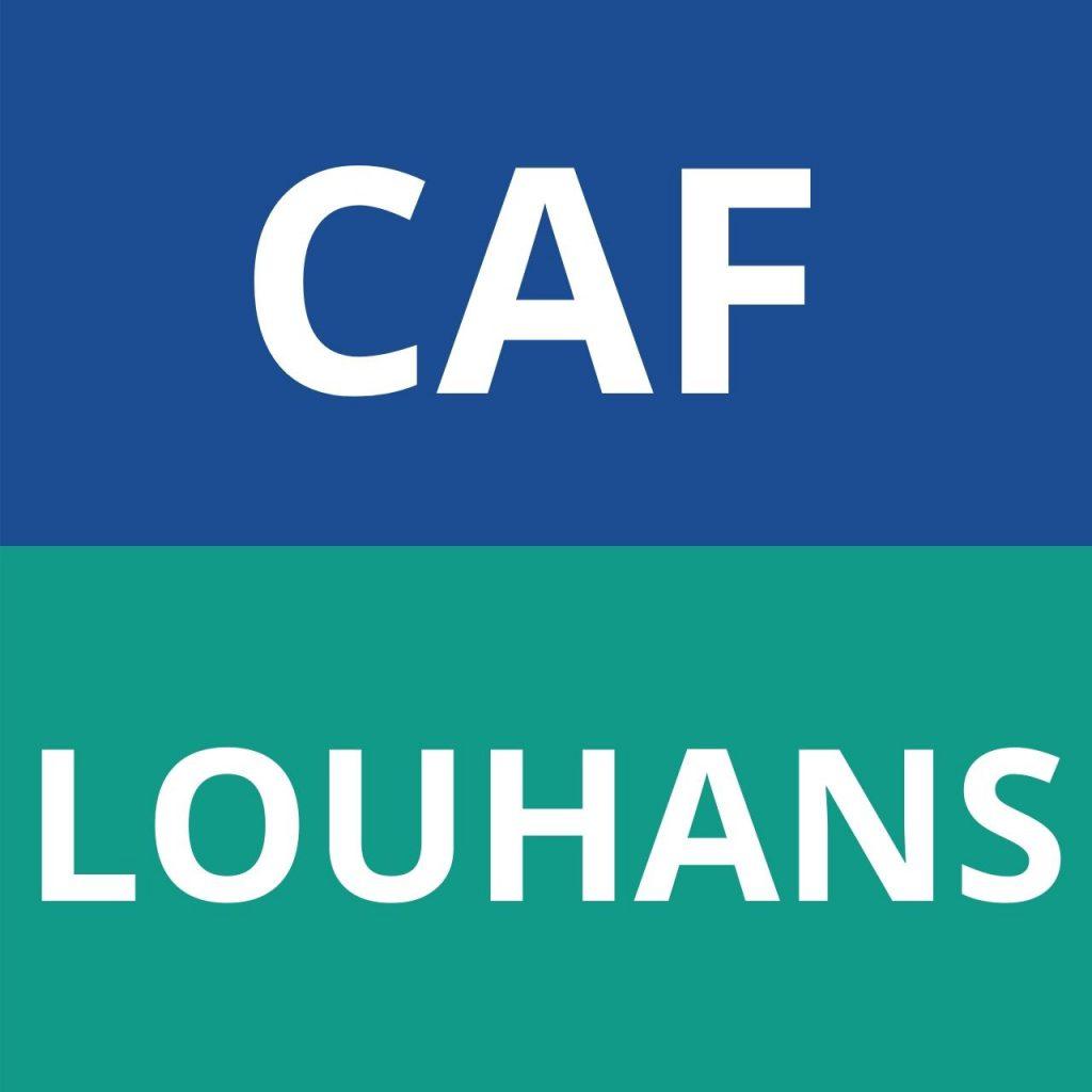CAF LOUHANS