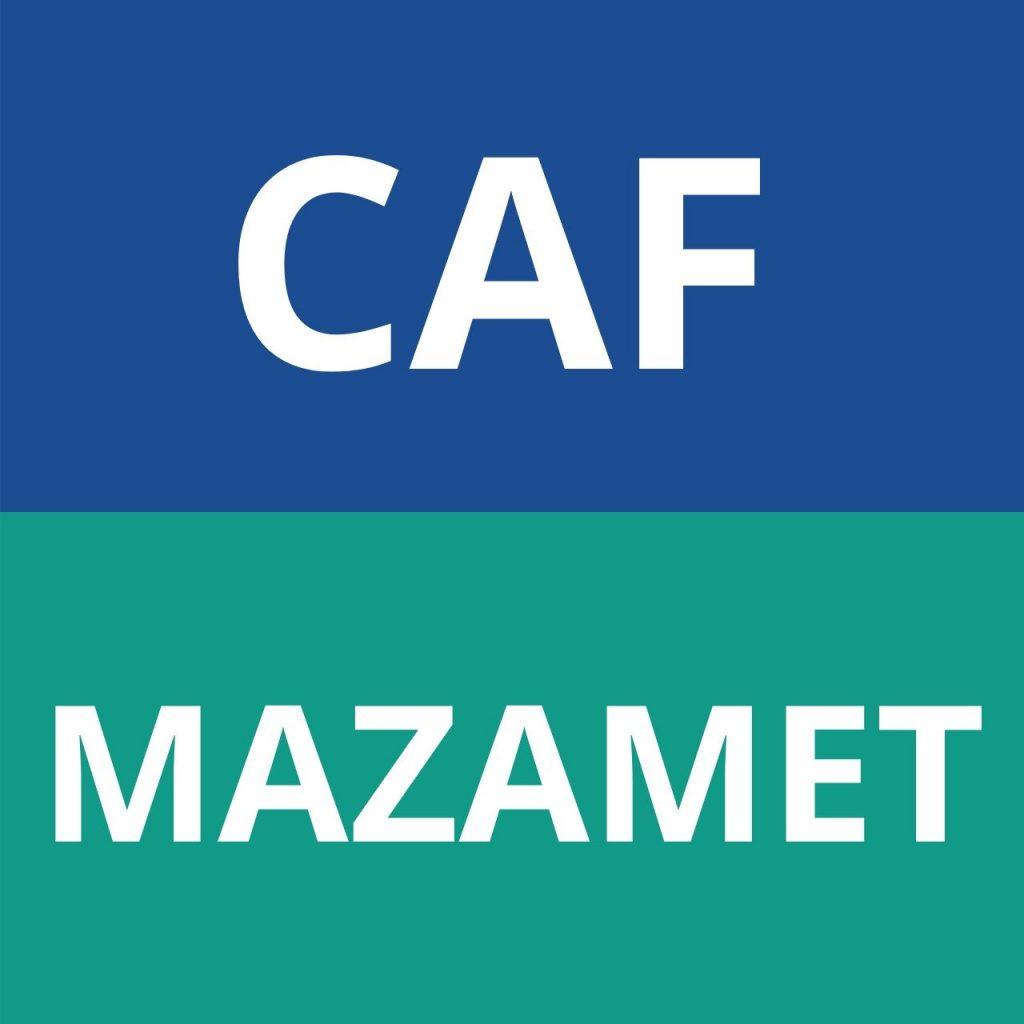 caf MAZAMET