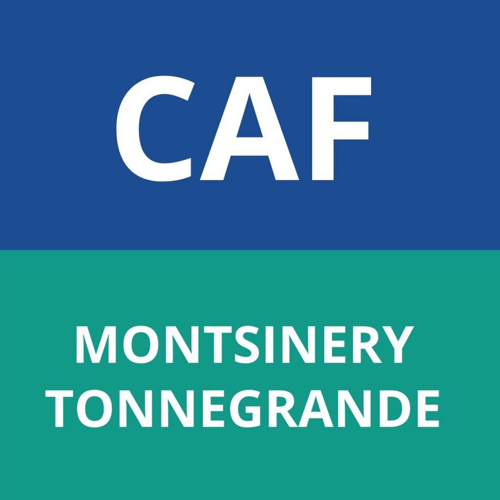 CAF MONTSINERY TONNEGRANDE