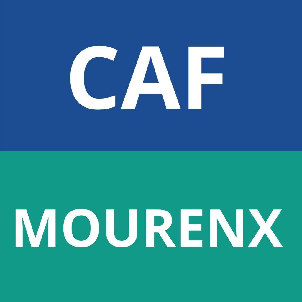CAF MOURENX