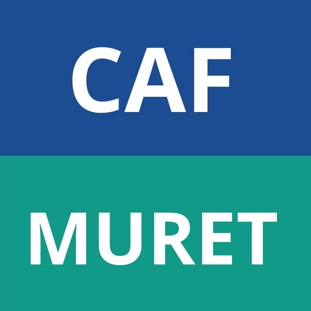 CAF MURET