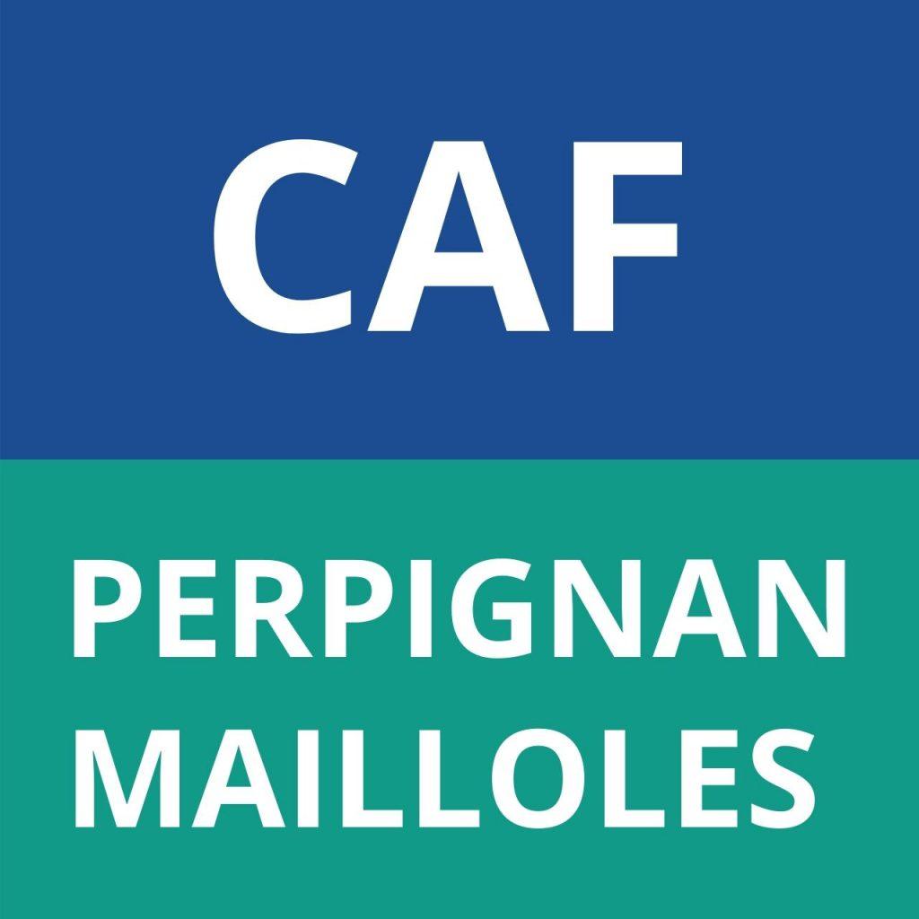 CAF PERPIGNAN MAILLOLES