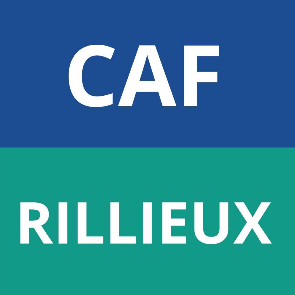 CAF RILLIEUX