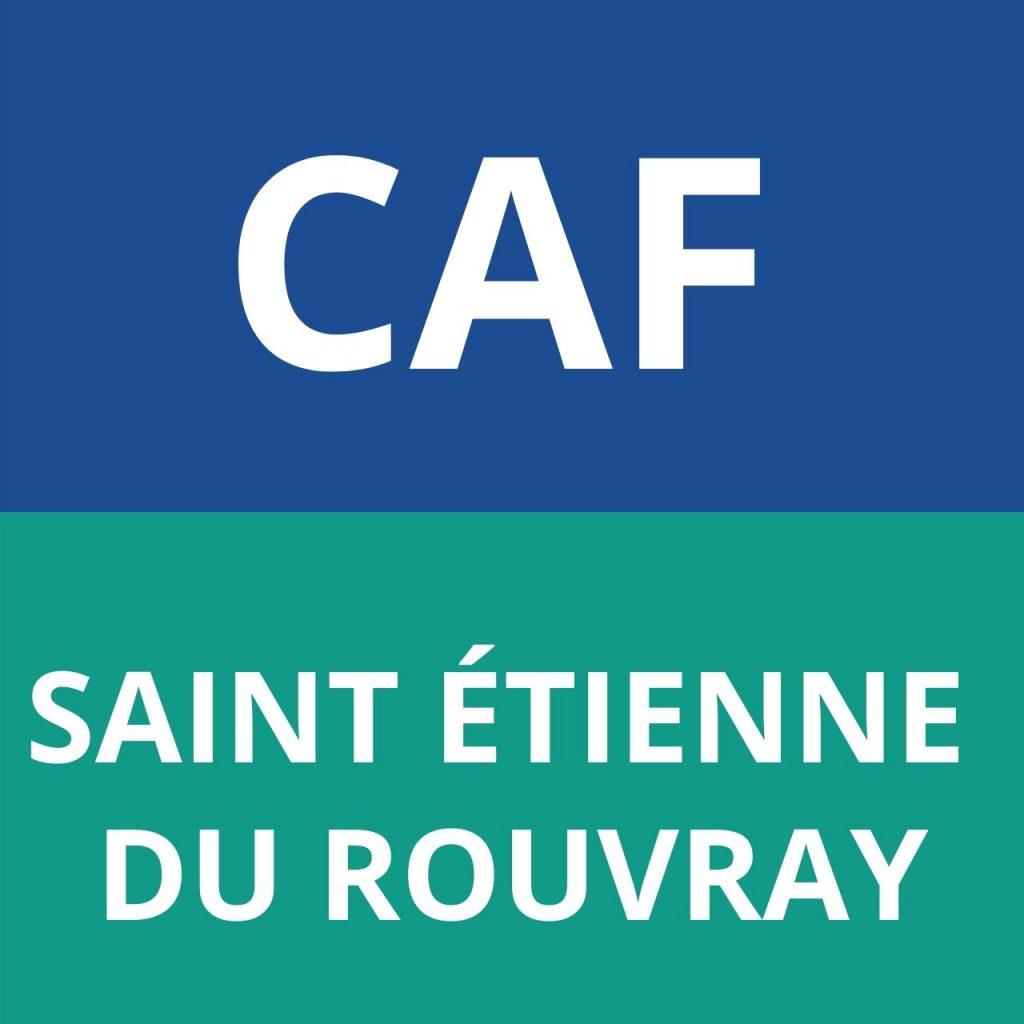 CAF SAINT ÉTIENNE DU ROUVRAY