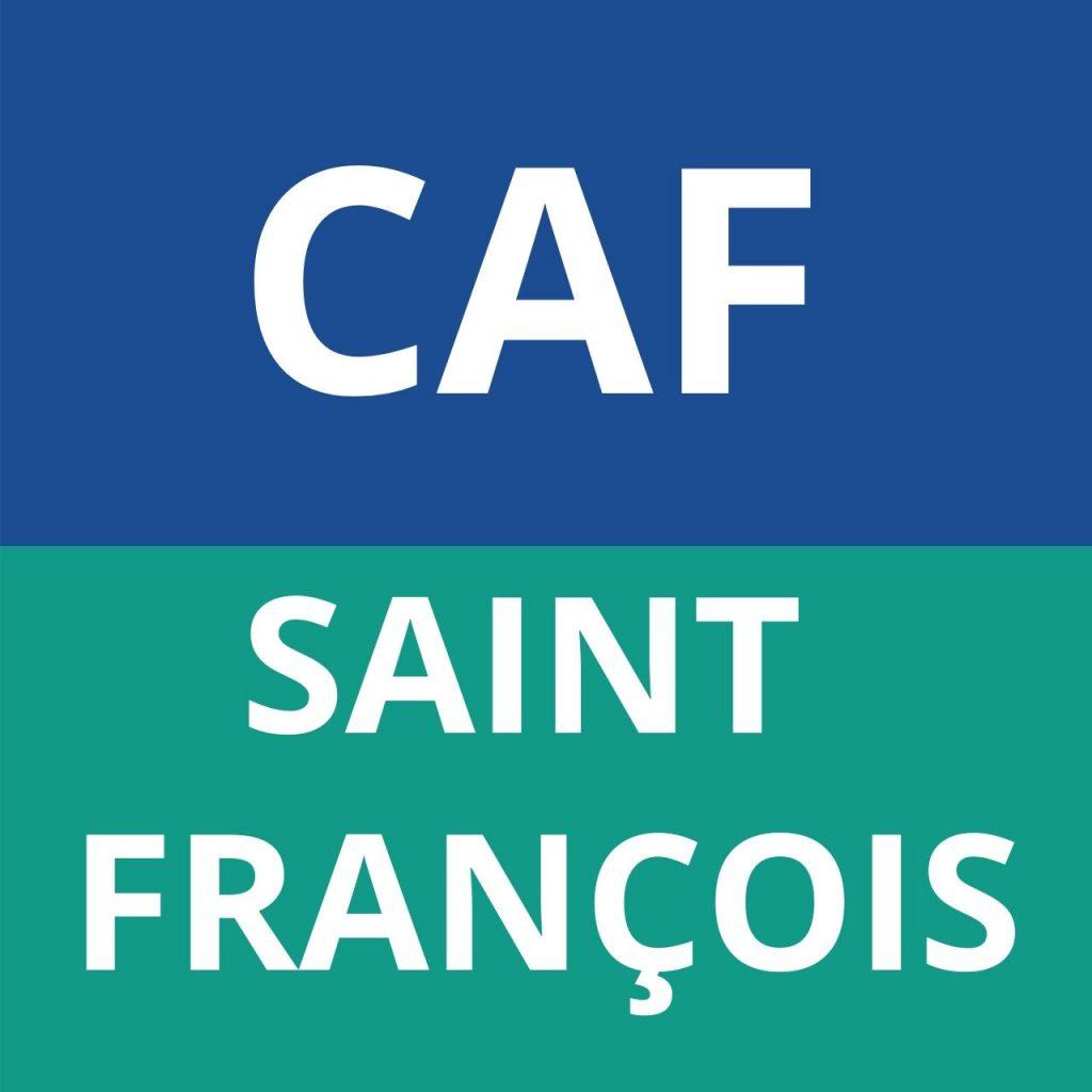 CAF SAINT FRANÇOIS
