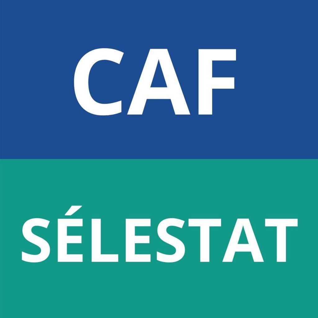 caf SÉLESTAT