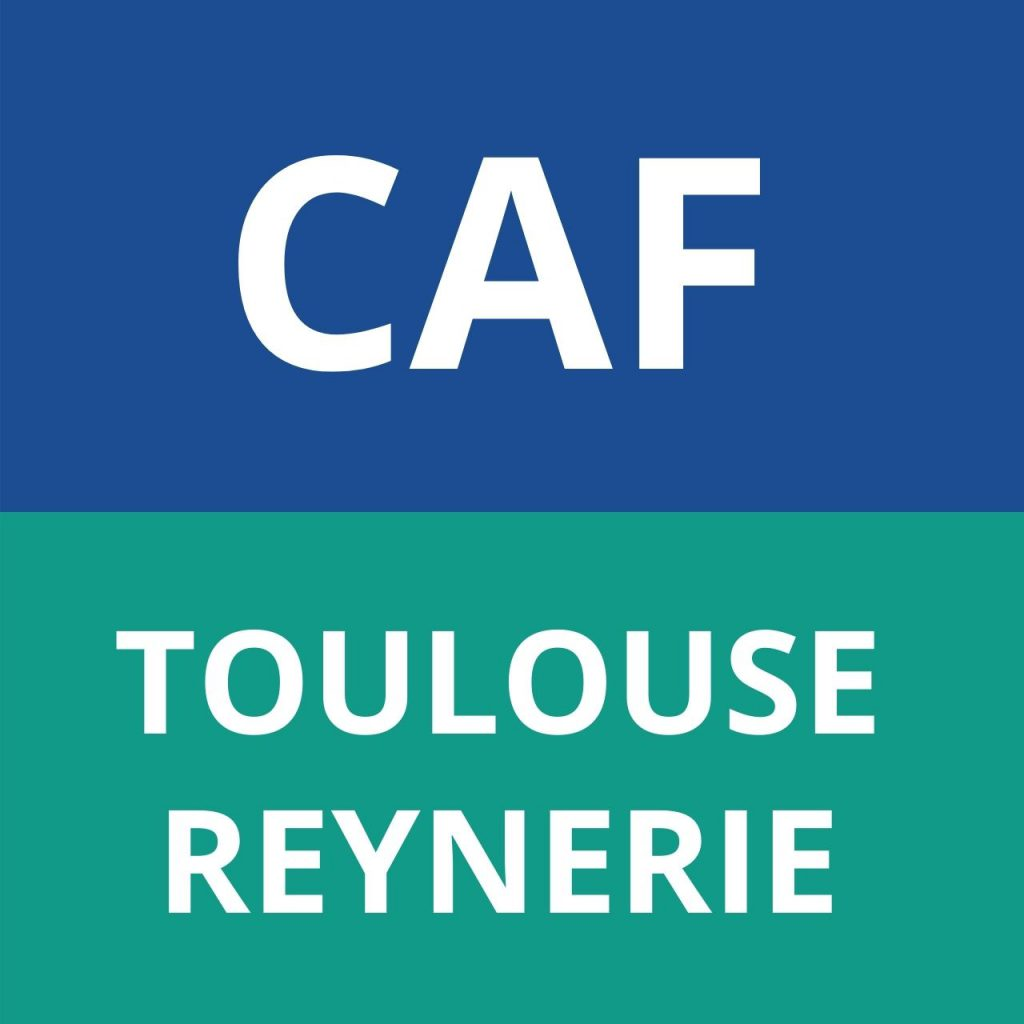 CAF TOULOUSE REYNERIE
