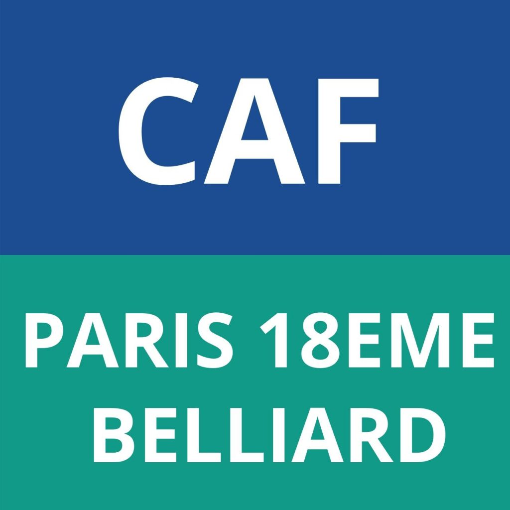 CAF ARIS - 18EME ARRONDISSEMENT - BELLIARD