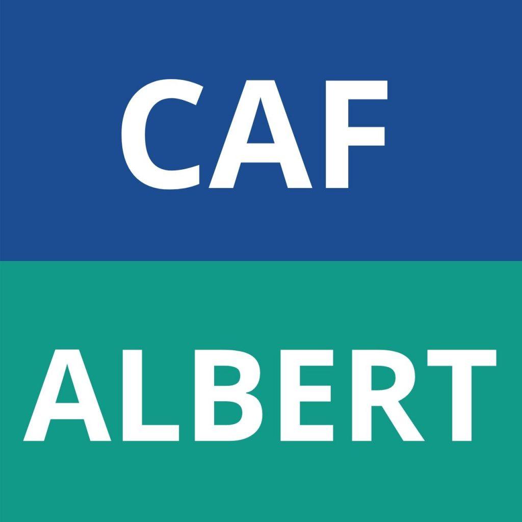 CAF ALBERT