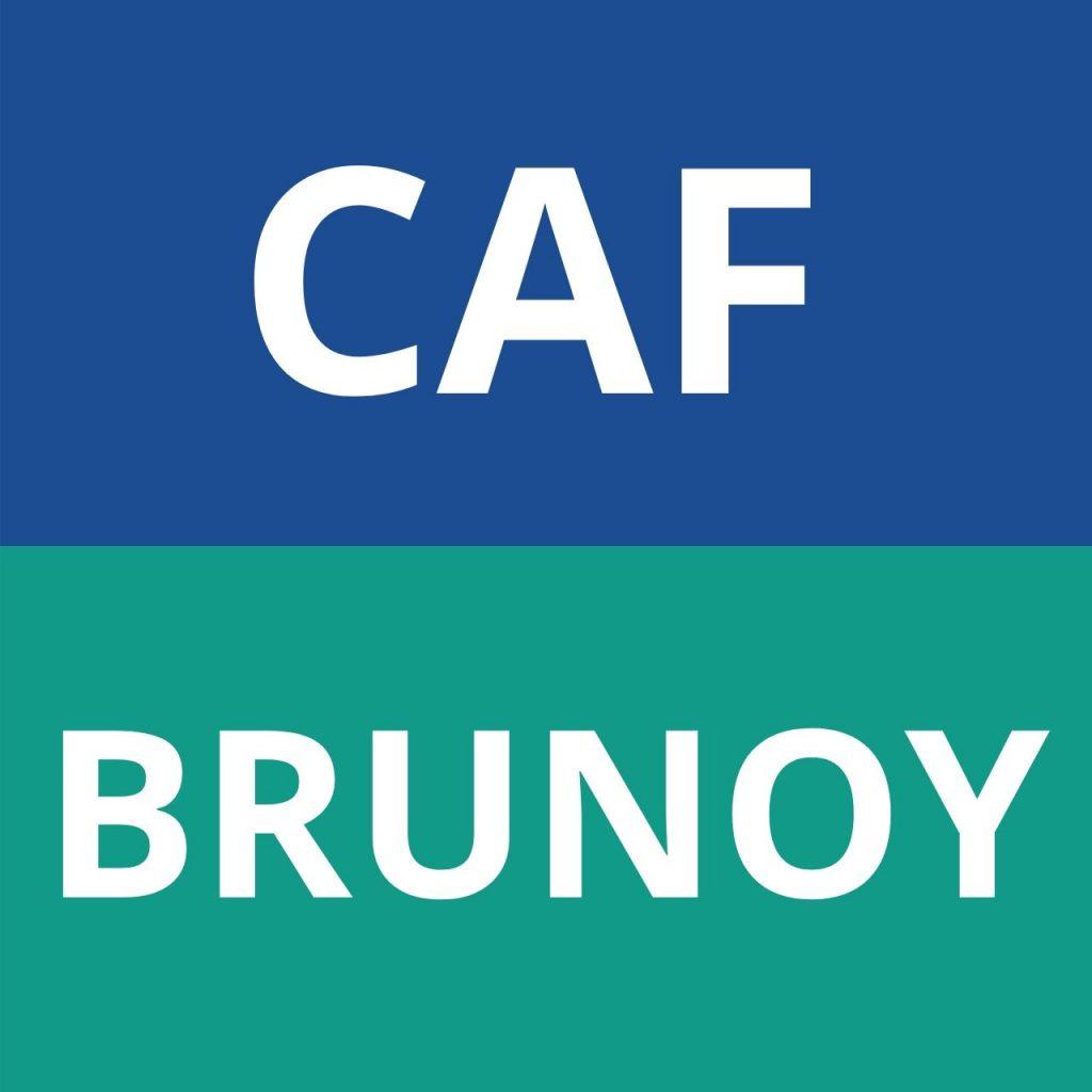 CAF BRUNOY